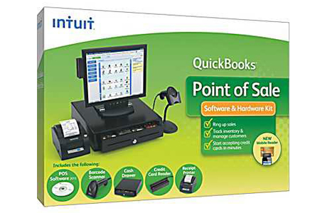 Quickbooks POS System Home Place