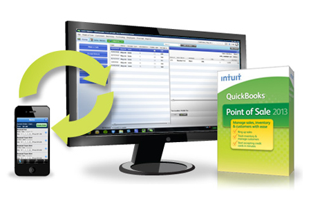 Quickbooks POS Home Place